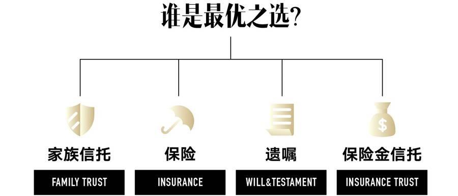 你的钱怎么留给下一代?蓝莓剖析了4种最优家庭财富传承方式-蓝莓评测